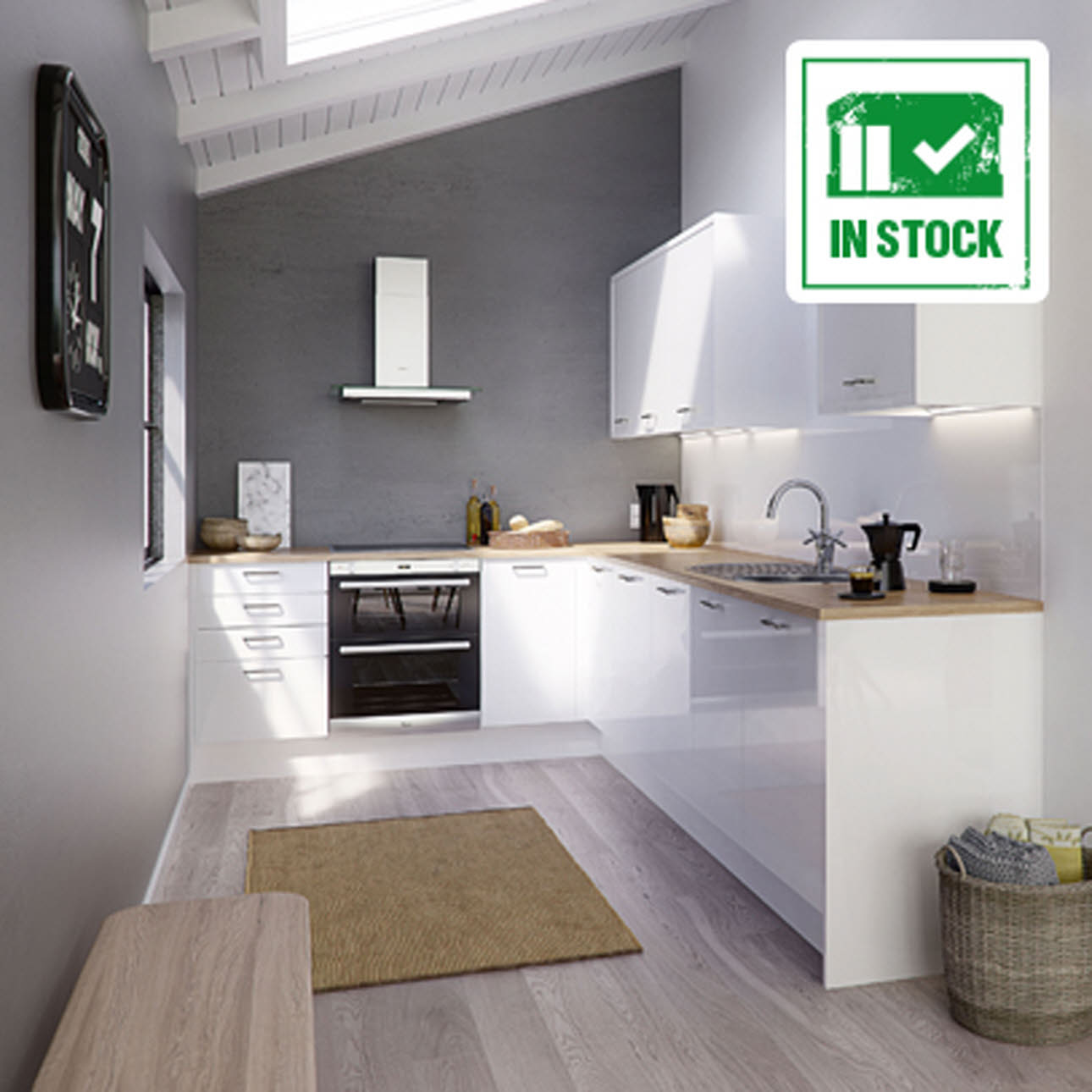 Our Range Of In Stock Kitchens Magnet Trade