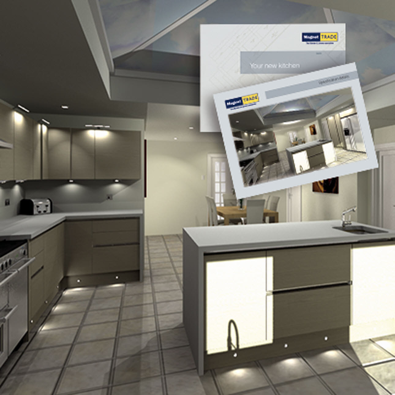 Kitchen Design & Planning Services