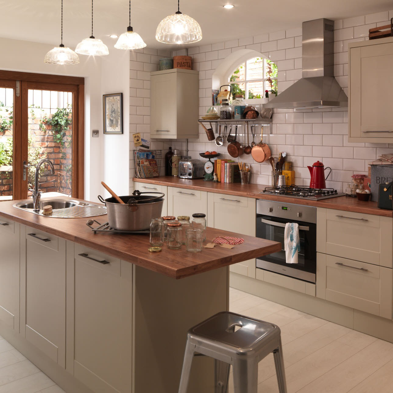 Leighton Grey Kitchen Style Kitchens Magnet Trade