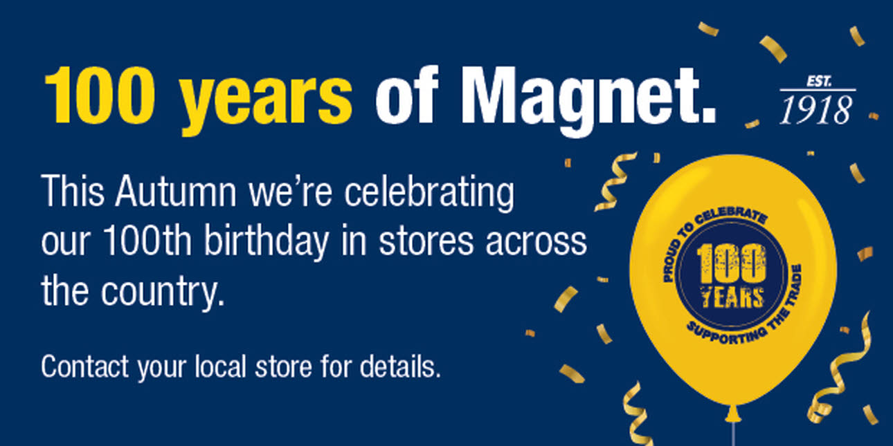 100 years of Magnet