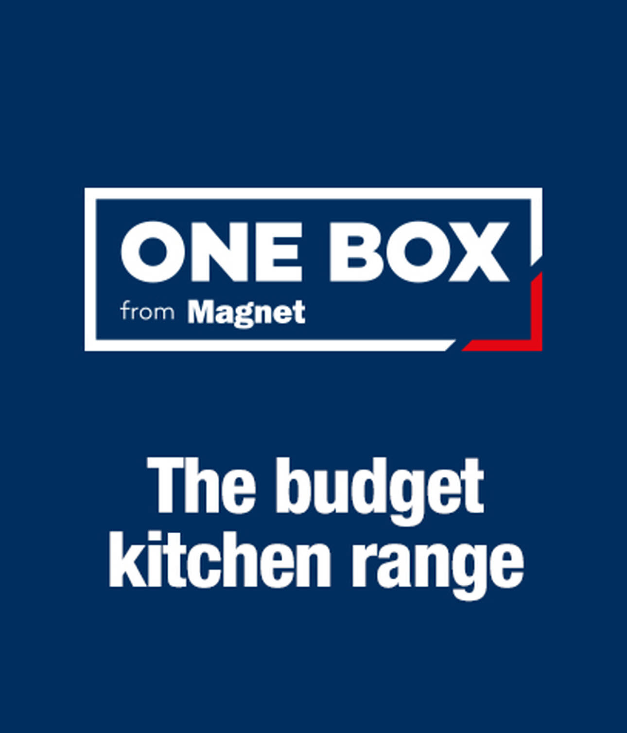 One Box Budget range