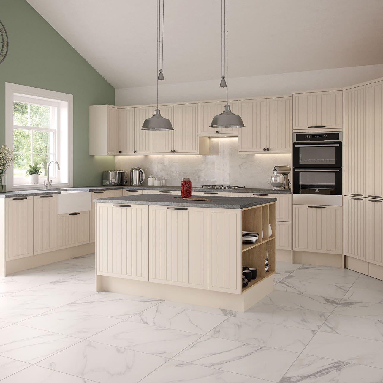 Somerton Sage Kitchen Style Amp Range Magnet Trade