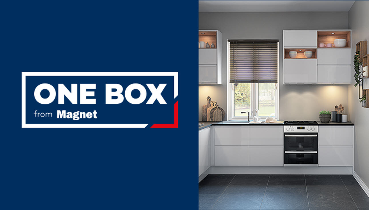 One Box kitchen