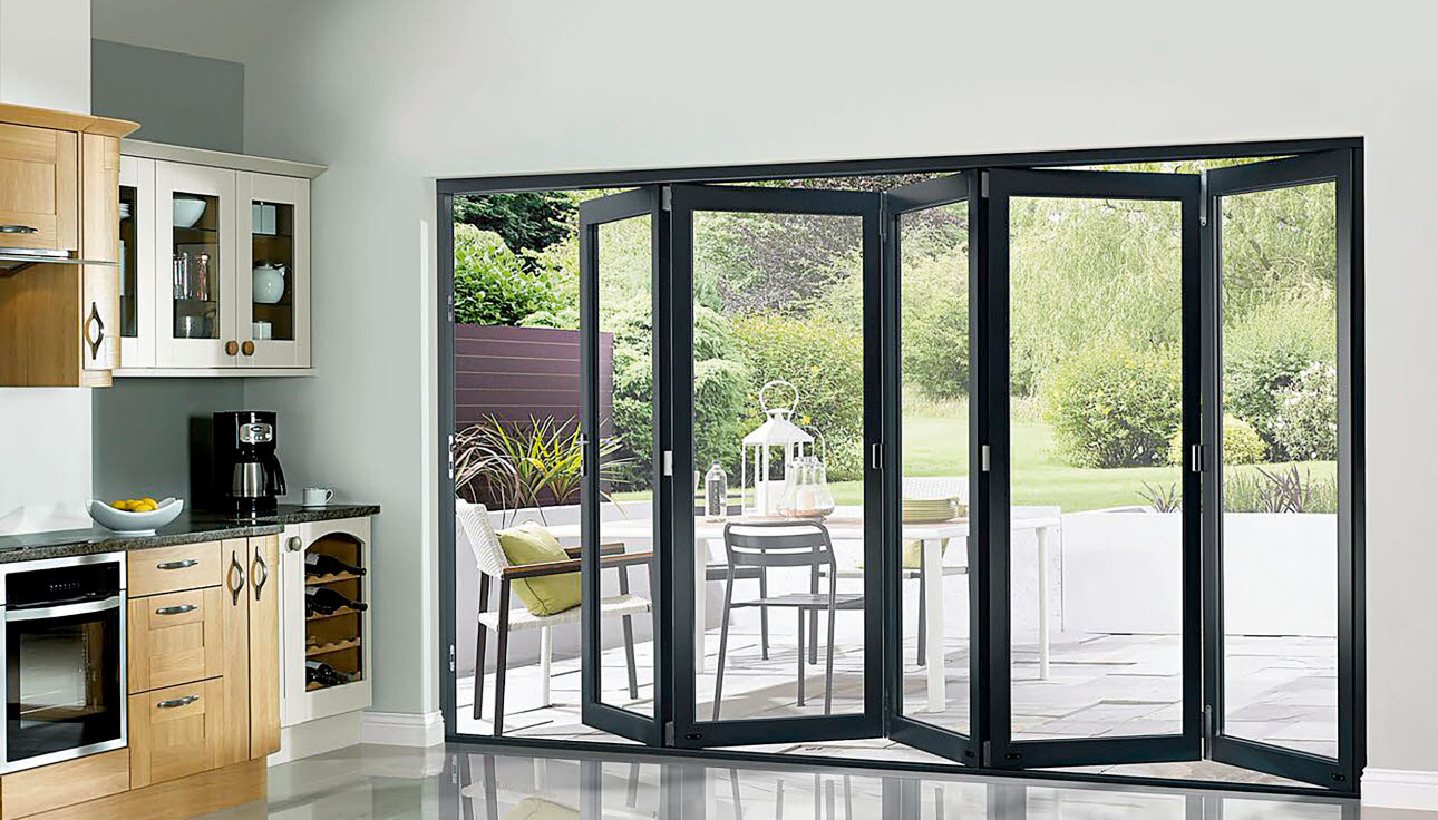 Bi Fold Doors Sliding Patio Doors Folding French