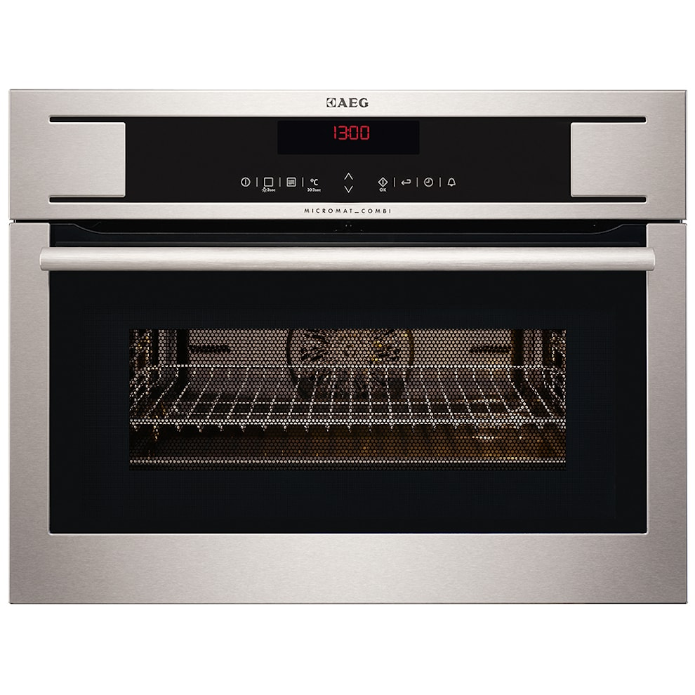 Aeg Km8403101m Built In Microwave Oven