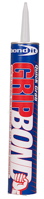 Gripbond Instant Grab Adhesive