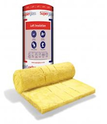 Superglass Multi-Roll 44 - Mineral Wool Loft Insulation Rolls