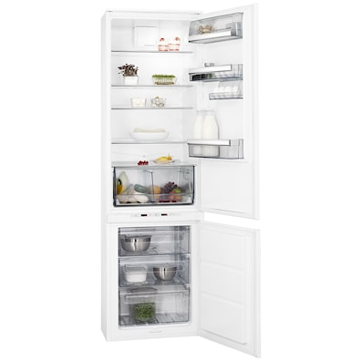 AEG SCE8192VTS  Integrated 70/30 Fridge Freezer