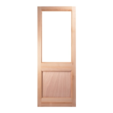 2XG CDS Unglazed Softwood External Door