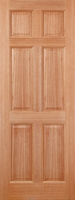 Colonial 6 Panel External Door