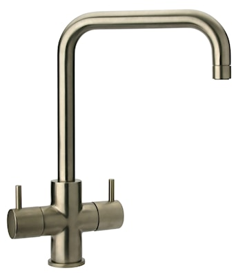 Norrie Tap Brushed Steel