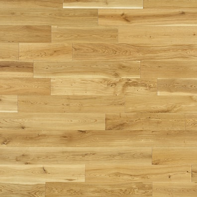 18mm Elka Solid Oak Rustic Brushed & Oiled Flooring