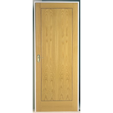 Innova White Oak Solid Core Internal Door
