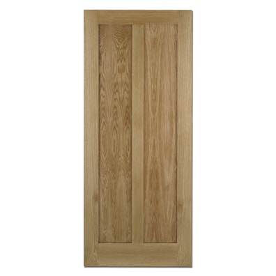 Maine Oak Internal Fire Door