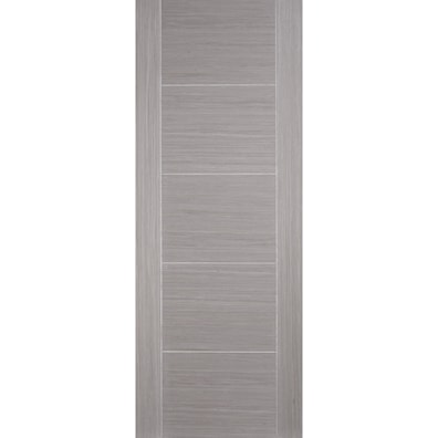 Vancouver Light Grey Oak Internal Fire Door