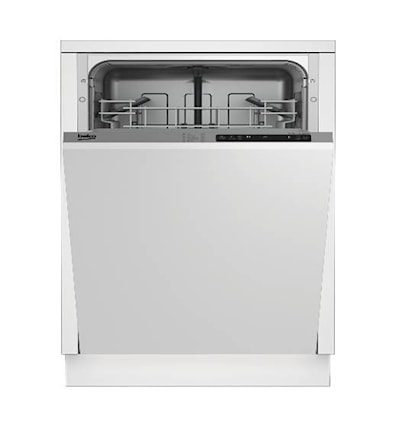 Beko DIS15011 Integrated Slimline Dishwasher