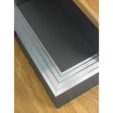 Incizo Aluminium Stair Base for 7mm flooring
