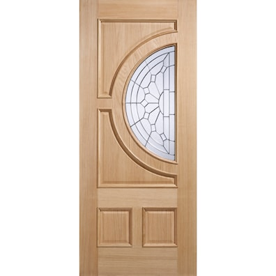Oak Empress External Door