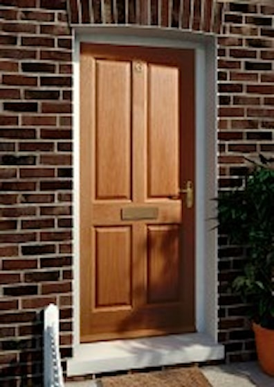 Victorian M&T External Door
