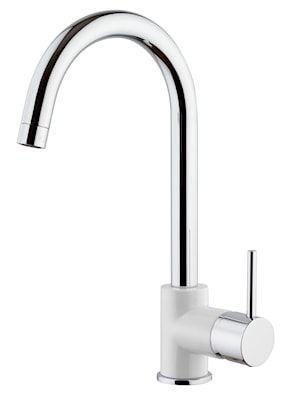 Coniston Tap Chrome and White