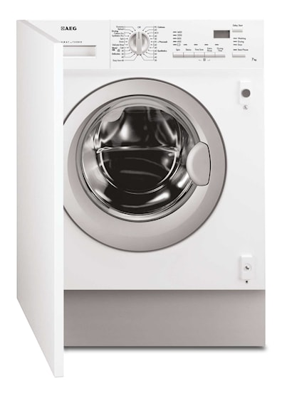AEG L61470WDBI Integrated 7kg/4kg Washer Dryer
