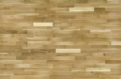 14mm Oak 3 Strip Lacquered Engineered Flooring