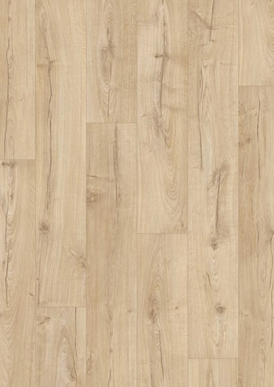 8mm Quick-Step Impressive Classic Oak Beige Laminate Flooring