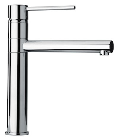 Leira Single Lever Tap Brushed