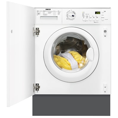 Zanussi ZWi71401WA Integrated 7kg Washing Machine