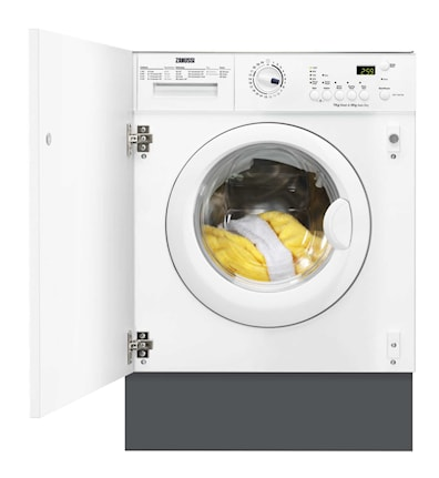 Zanussi ZWT71201WA Integrated 7kg/4kg Washer Dryer