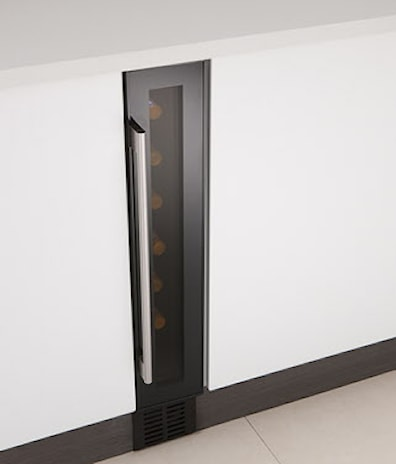 Caple WI154 Under Counter Single Zone Wine Cooler
