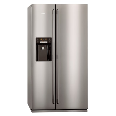 AEG S96090XVM1 American Fridge Freezer