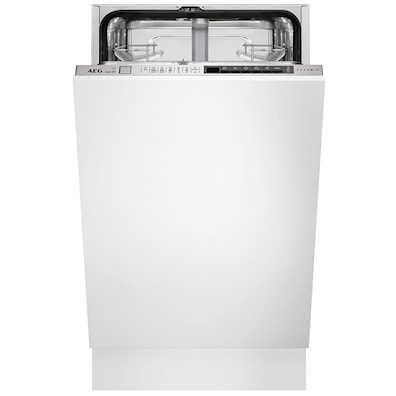 AEG FSK73400P Integrated Slimline Dishwasher