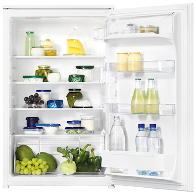 Zanussi ZBA15021SA Integrated Upright Fridge