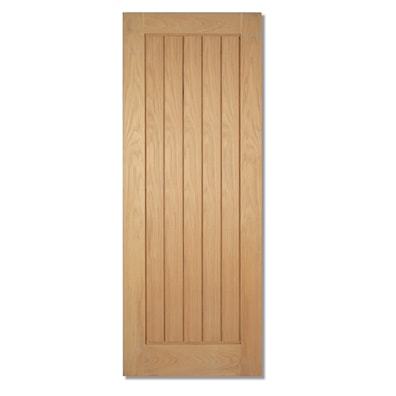 Mexicana Oak Internal Fire Door