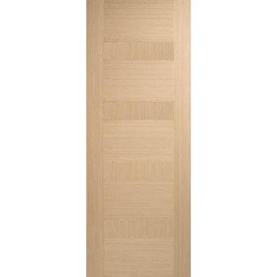 Monaco Oak Internal Door