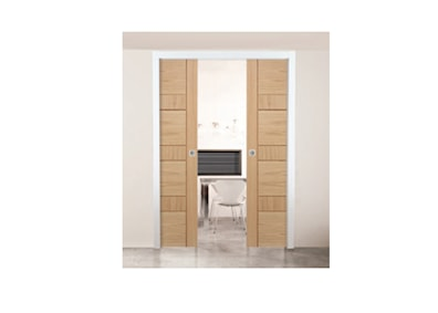 762 x 1981 x 35 Pocket Door System