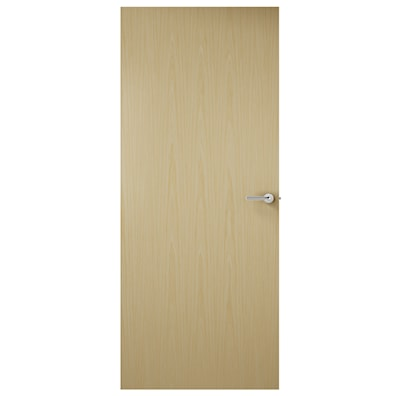 Ash Showpiece Internal Fire Door