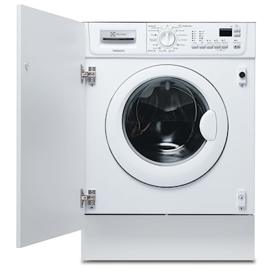 Electrolux EWG127410W Integrated 7kg Washing Machine
