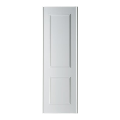 Sliding White Decor Door
