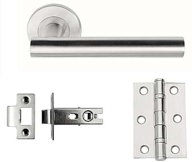 Zenith Privacy Pack Satin Stainless Steel