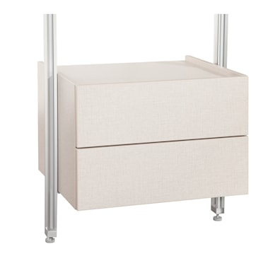 Relax Small Double Drawer Kit 550mm