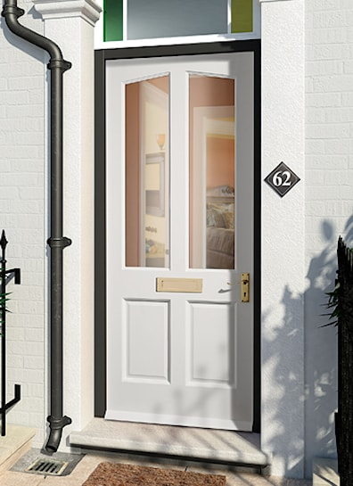Richmond Pre-Glazed External Door