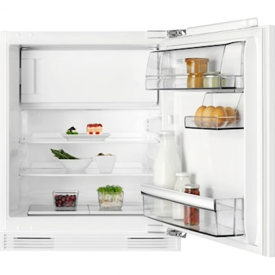 AEG SFE81821DC Integrated Upright Fridge with Ice Box