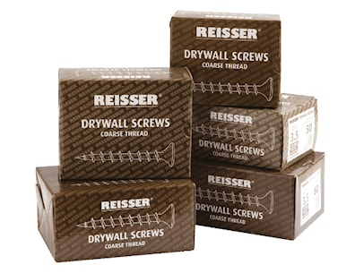 Drywall Screws Bugle Black Coarse Thread (500)
