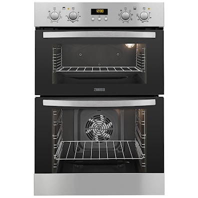 Zanussi ZOD35712XK Built-In Double Oven