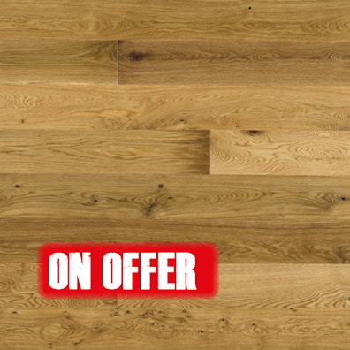 Elka Rustic Brushed & Oiled Flooring