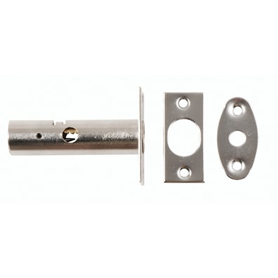 Mortice Door Bolt Polished Chrome Plated 60mm