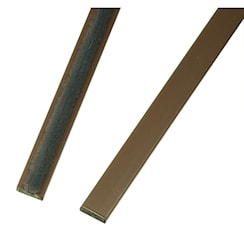 Intumescent Fire Seal Brown 10 X 4 X 2100mm Door