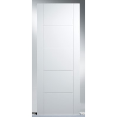 Florida White Primed Internal Door